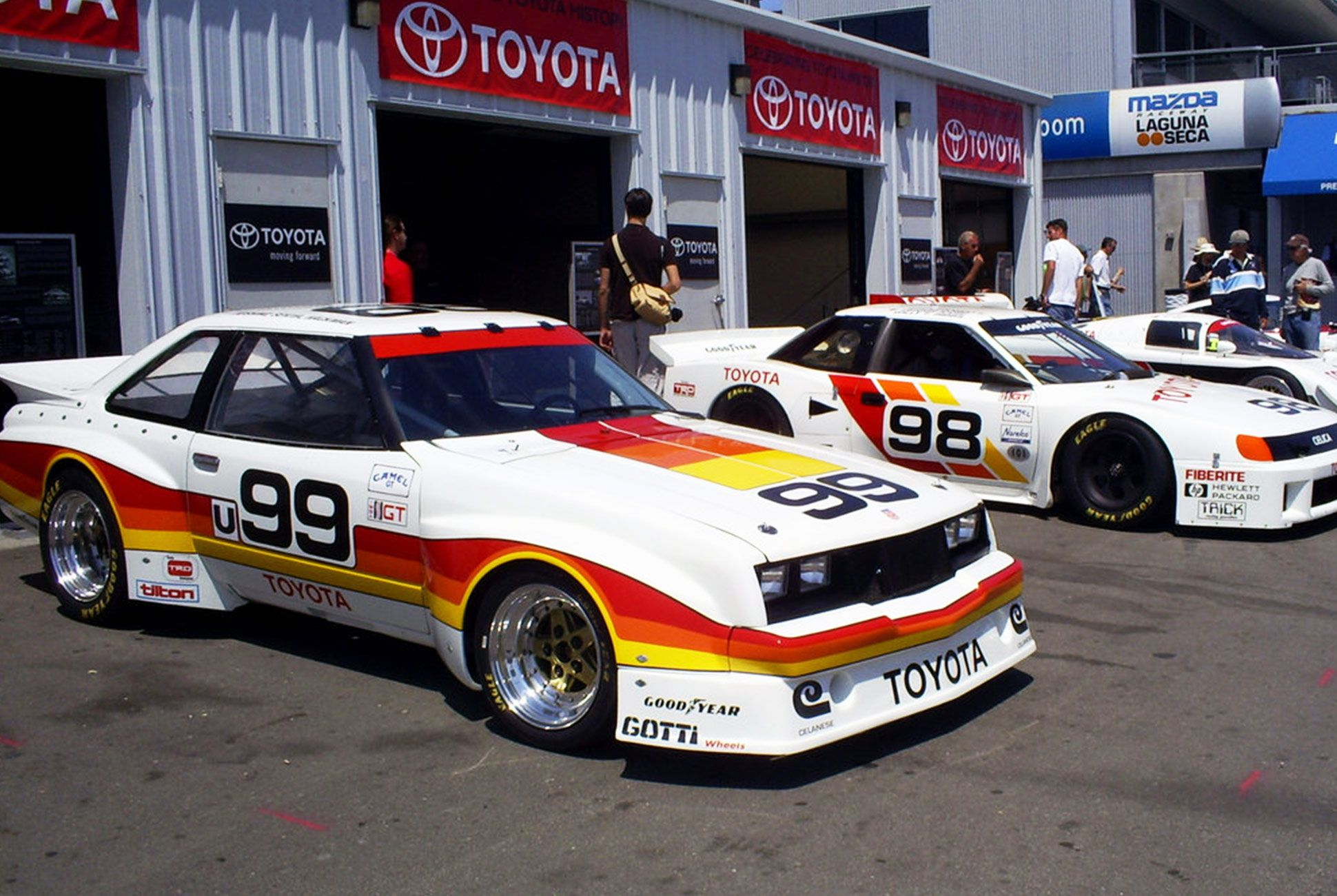 The 25 Greatest Racing Liveries of All Time | Toyota celica, Toyota ...