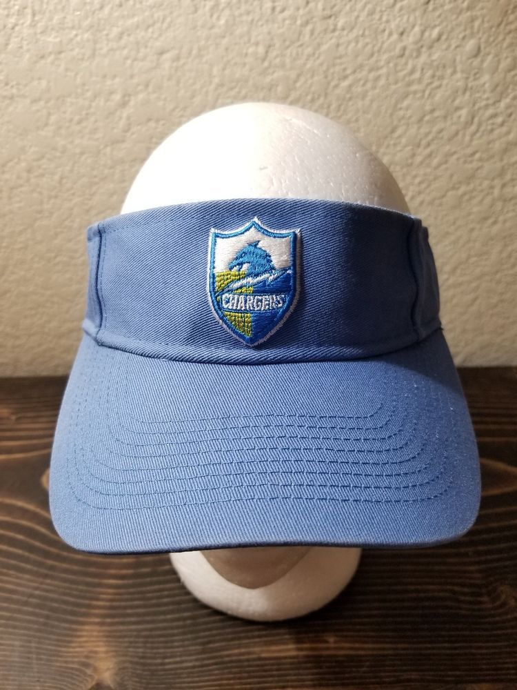Reebok San Diego Chargers Womens Visor One Size Fits All