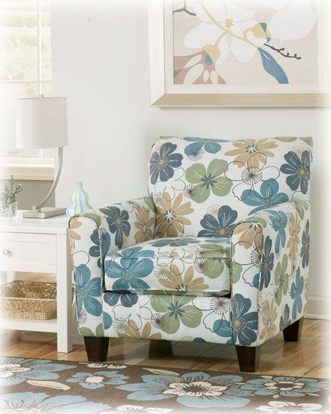 Kylee Lagoon Furniture Ashley 664 Kylee Lagoon Chair Accent