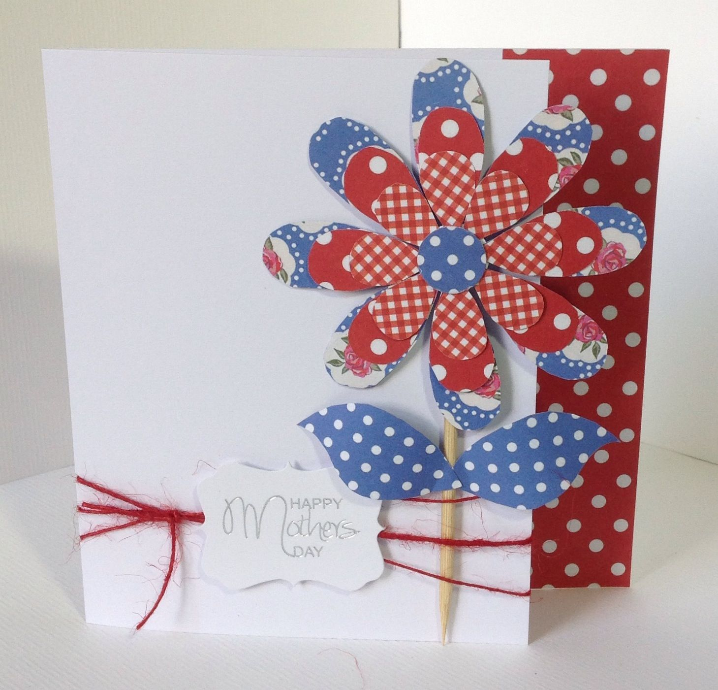 Card designed by Julie Hickey using our Paper Artistry kit.  Kitsch double sided papers, Kitsch die cuts and double sided Candi.