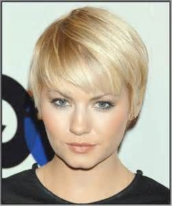 Gt Women 39 S Hair Gt Pictures Short Haircuts Fine Hair Round Face