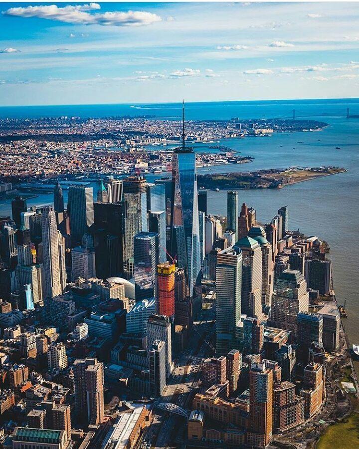 Nyc Skyline, Skyline, New York Skyline