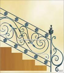 Resultado de imagen para trabajos en hierro forjado fotos - Escaleras de hierro forjado ...