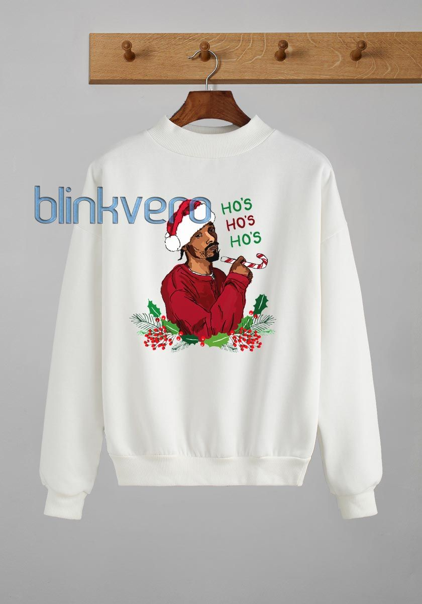 snoop dogg ugly christmas sweater t shirt tshirt shirt shirts
