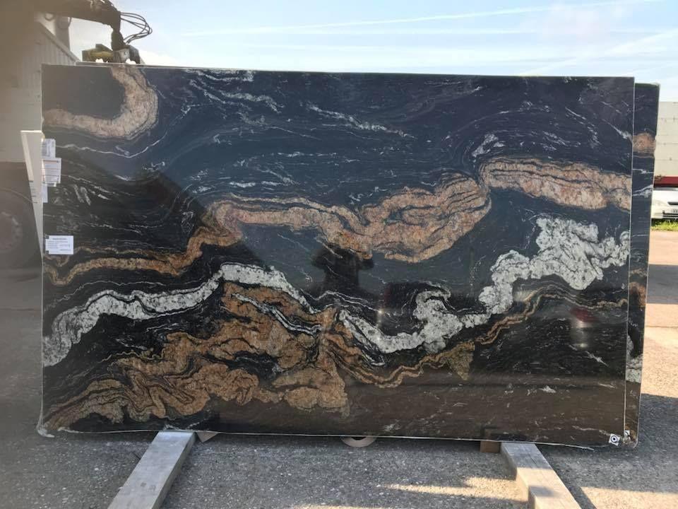 Orinoco Granite From The Sensa Range Granite Worktops Granite Marble Slab