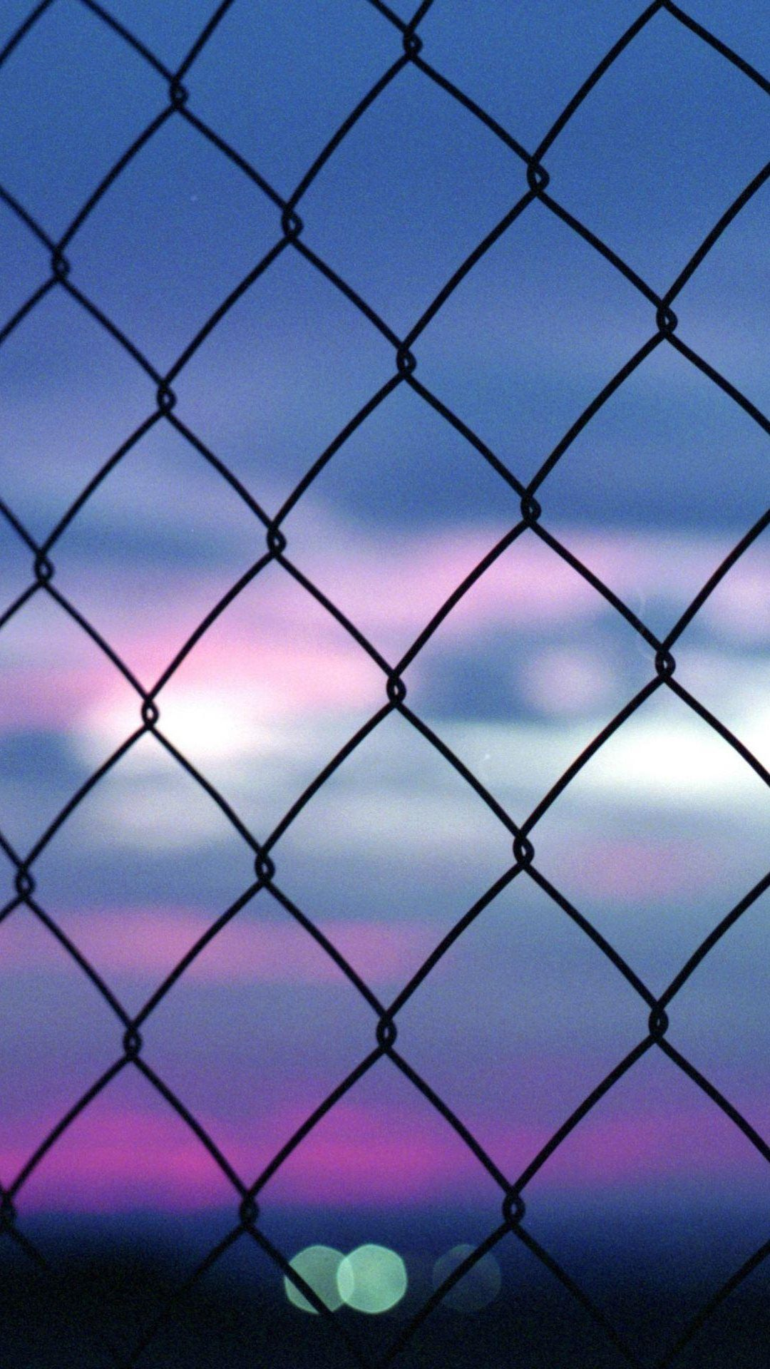 Download Looking At Freedom Fence iPhone 6 Plus HD Wallpaper ...