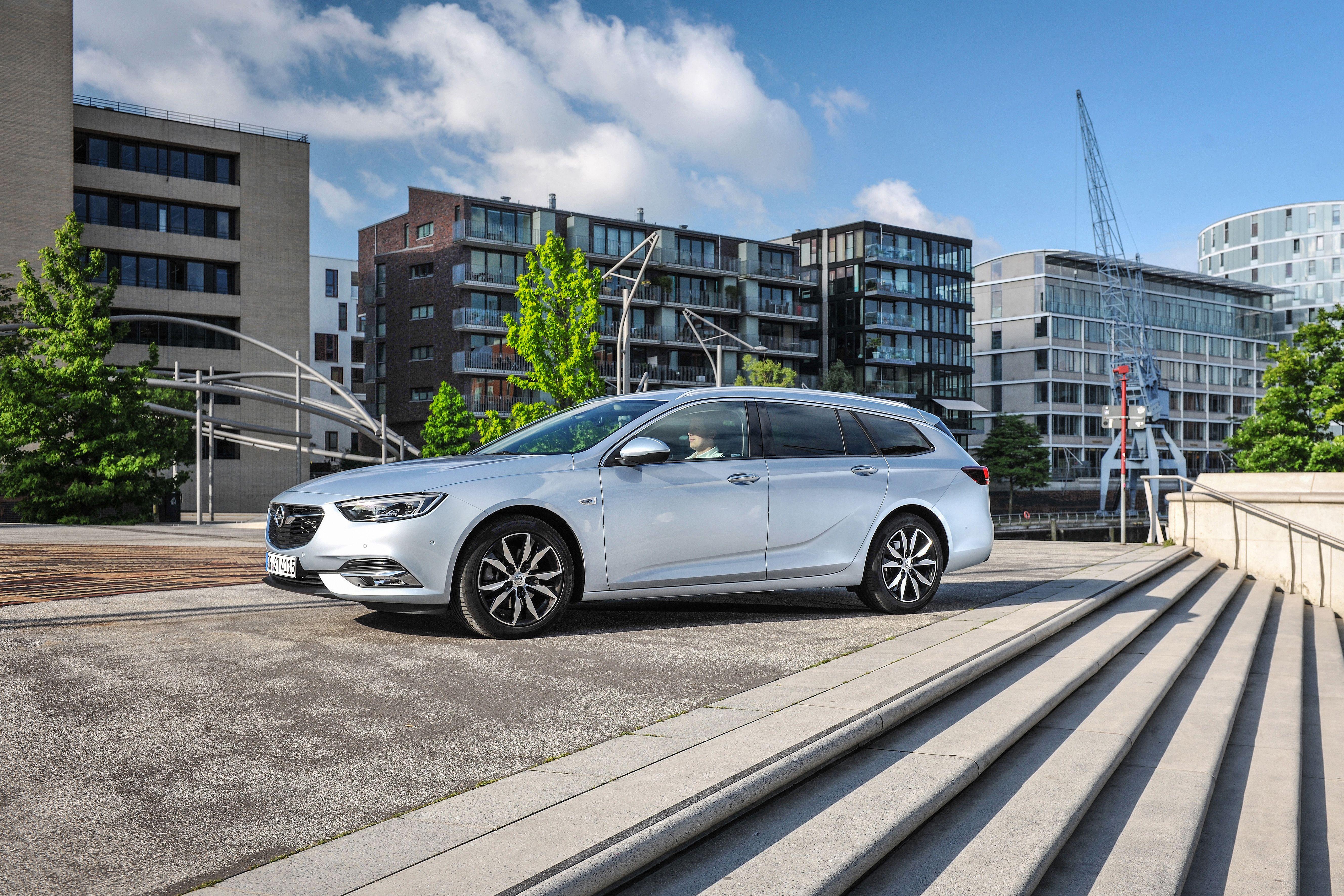 Opel adlı kullanıcının Opel Insignia Sports Tourer