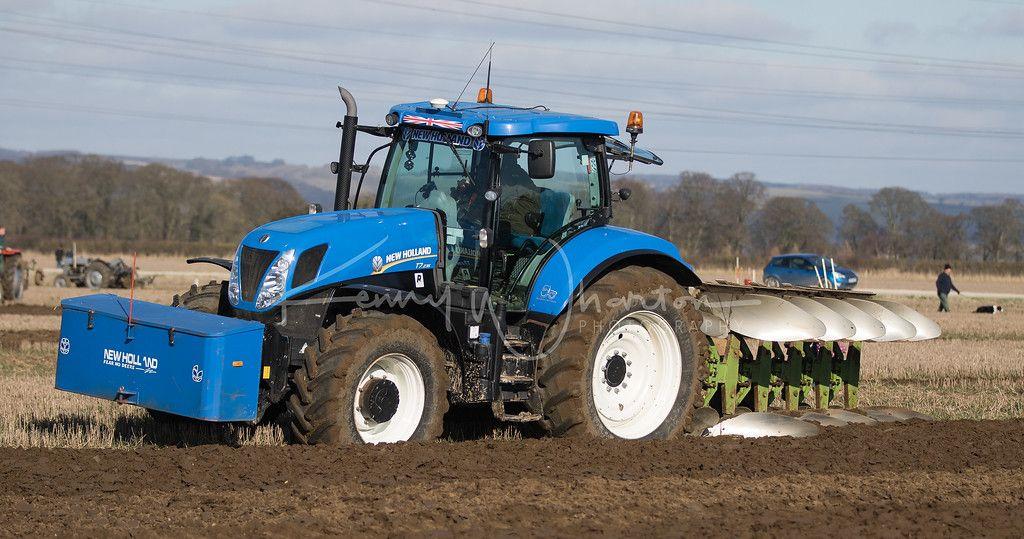 HX14 FWM New Holland T7 235 | tractors | Tractors, New