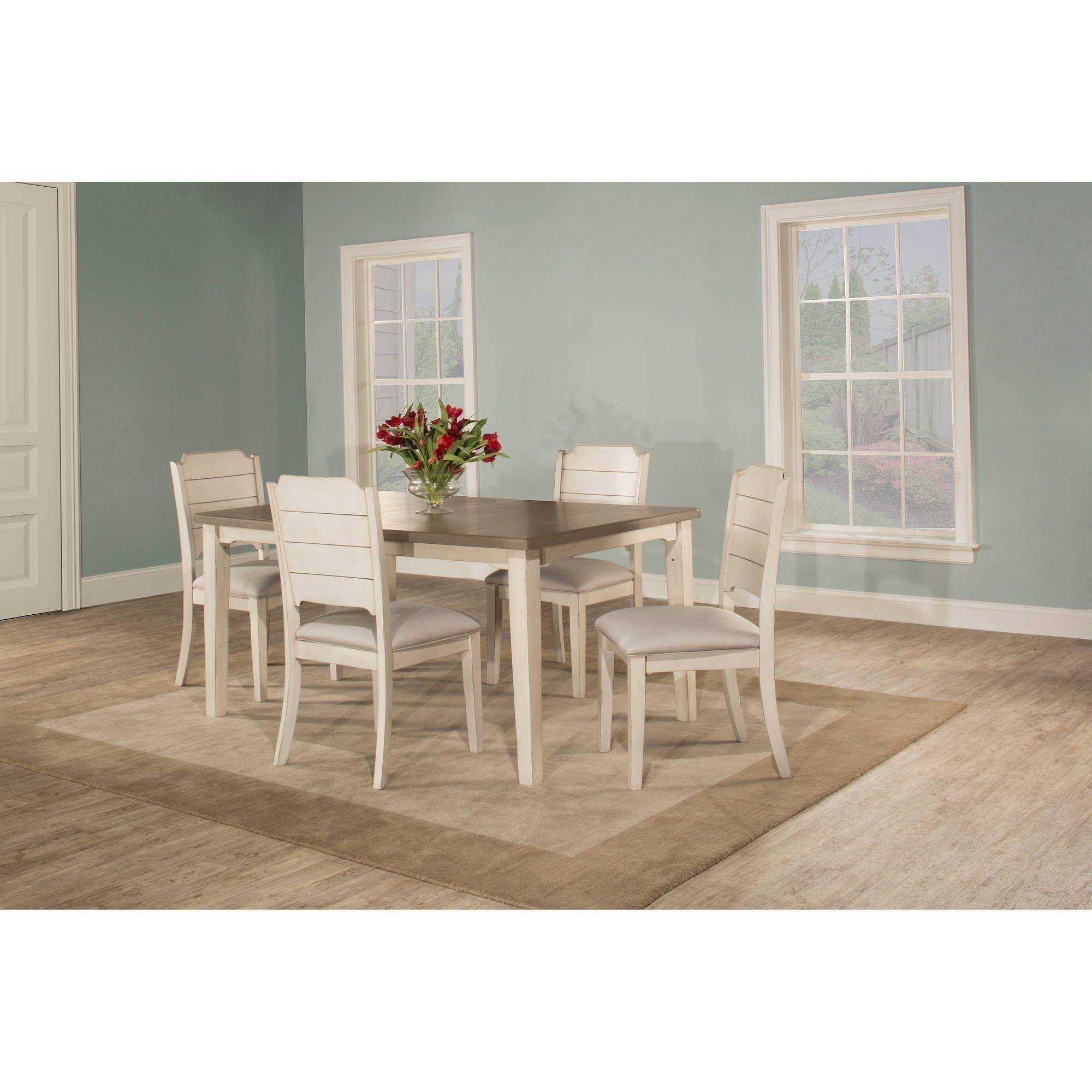 Hillsdale Furniture Clarion Five Piece Rectangle Dining