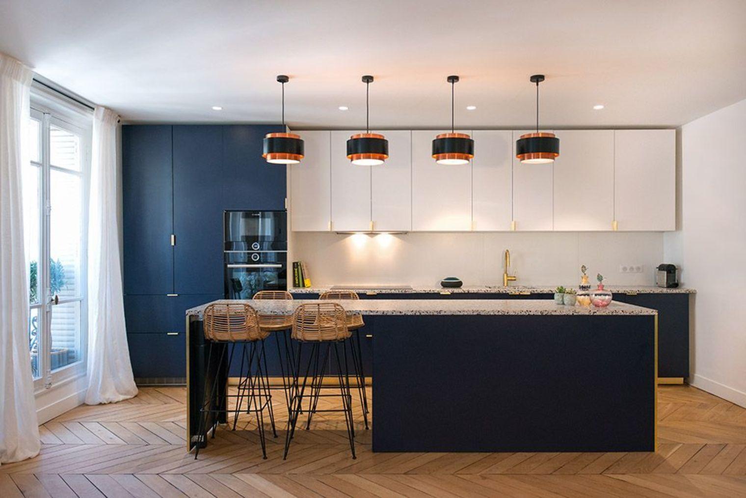 41++ Cuisine bleu nuit ikea inspirations
