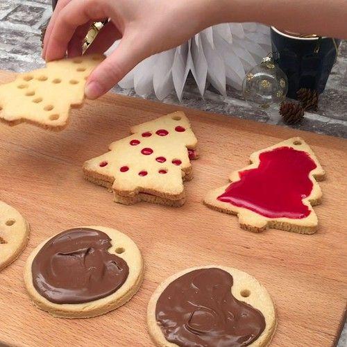 Biscuits de Noël #decorationnoel