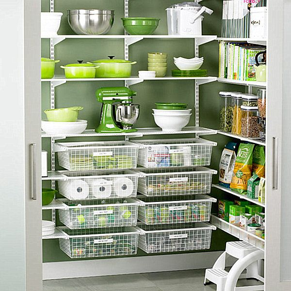images about home pantry, larder, cellar on, Kitchen