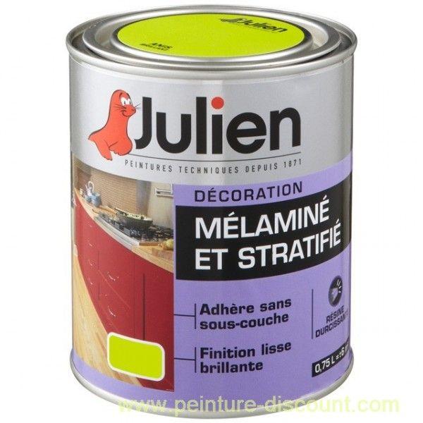 Peinture pour mélaminé et Stratifié 075 L Relooking meuble - Peinture Julien Sous Couche