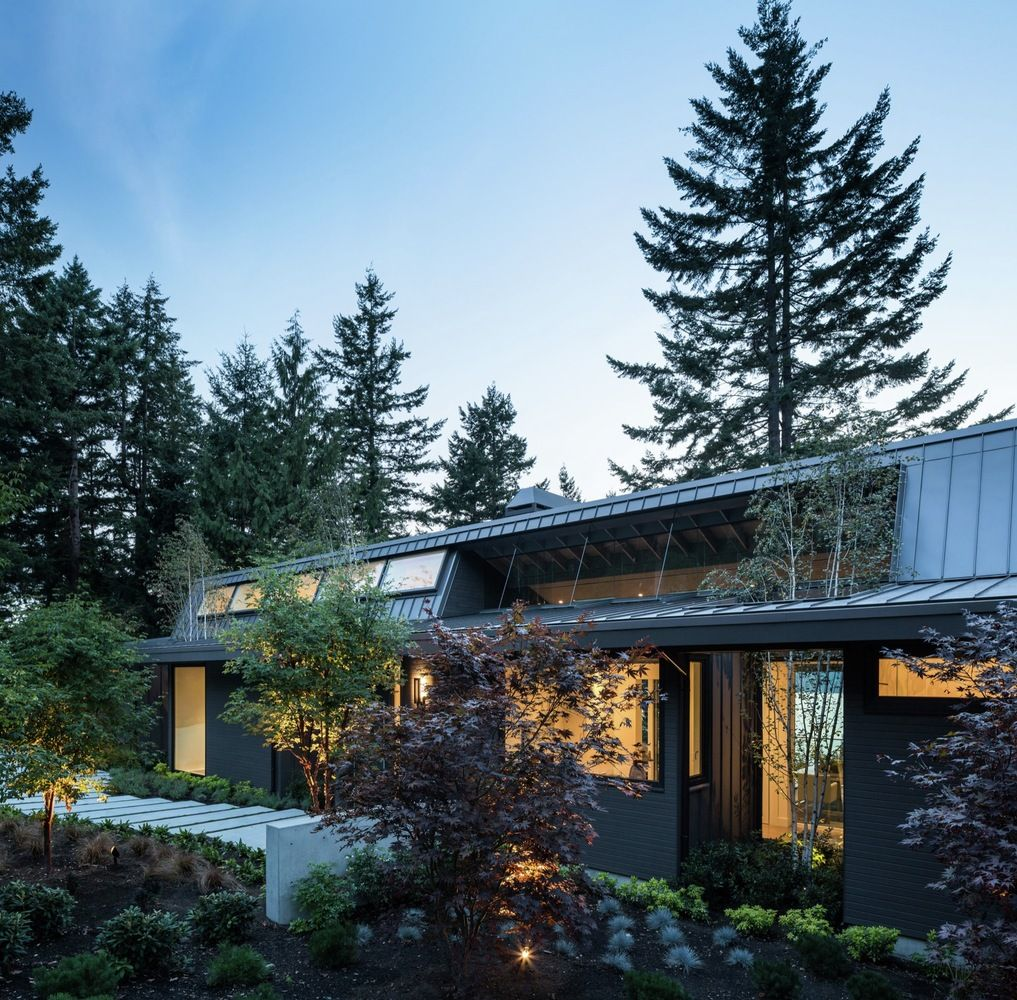 Contemporary Home Chilliwack By Randy Bens Architect: Gallery Of St. Georges / Randy Bens Architect