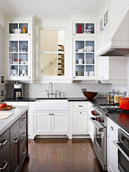 wood frame house renovation kitchen remodel home kitchens outdoor kitchen countertops on kitchen cabinets with glass doors on top id=19986