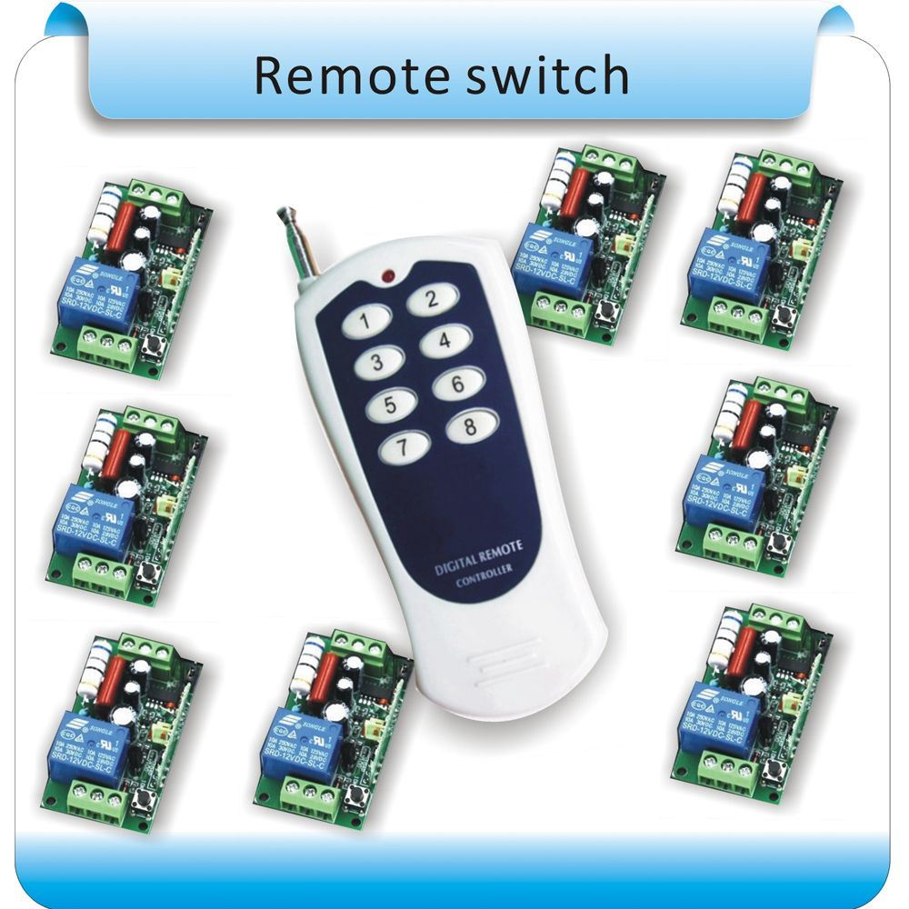 smart home wireless remote switch 220v,Power Switch System
