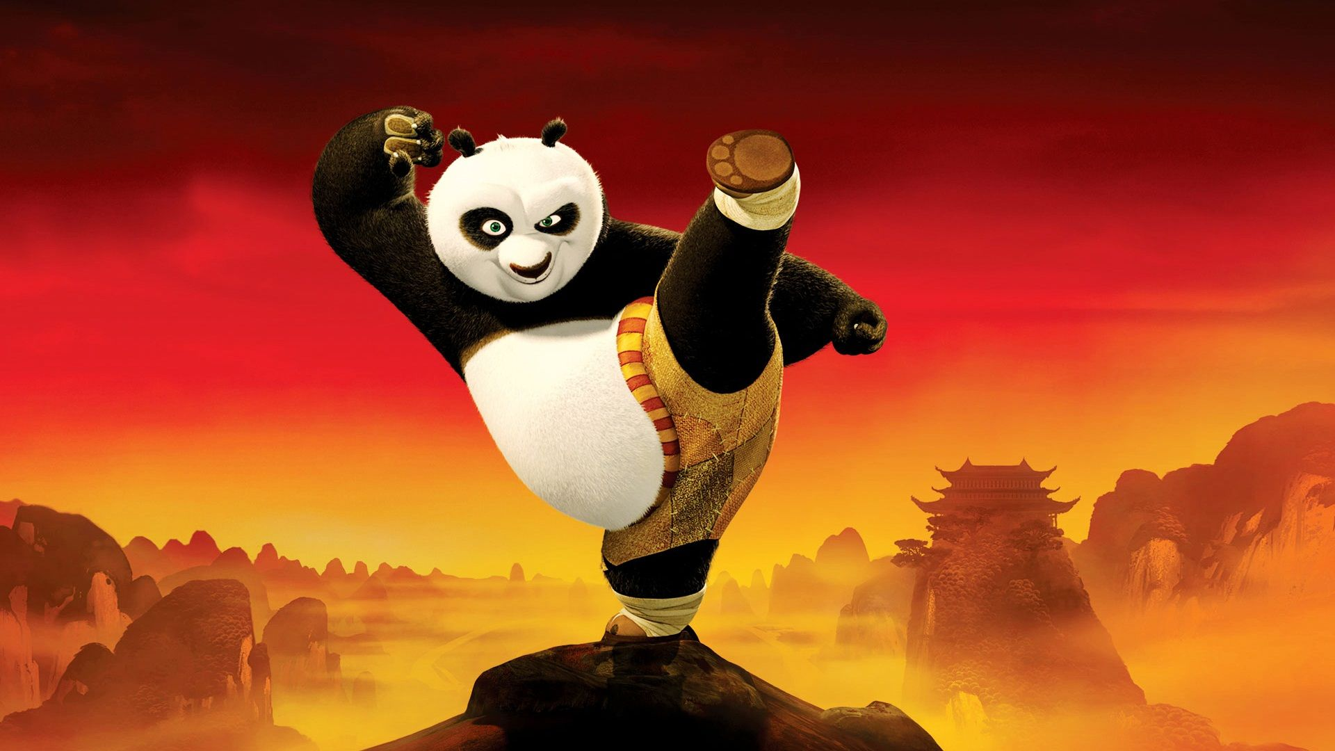 Kung fu panda iphone wallpaper - Kung Fu Panda 2 2011 Hd Wallpaper Http Imashon