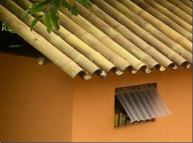 Bamboo As A Building Material For Unique Design Of Your House