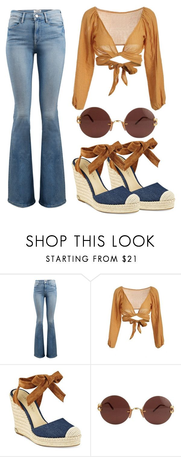 """Untitled #228"" by july-sk ❤ liked on Polyvore featuring Frame, Ivanka Trump and Cartier"
