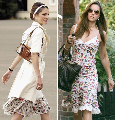 Queen Rania Of Jordan  and kate m