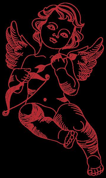 Sketch of Cupid PNG Clipart | dibujos para pintar | Pinterest ...
