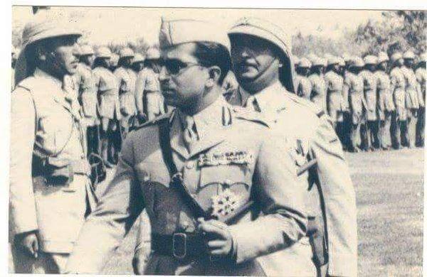 جلالة الملك الراحل الشهيد ملك العراق فيصل الثاني Kahlil Baghdad Middle East History