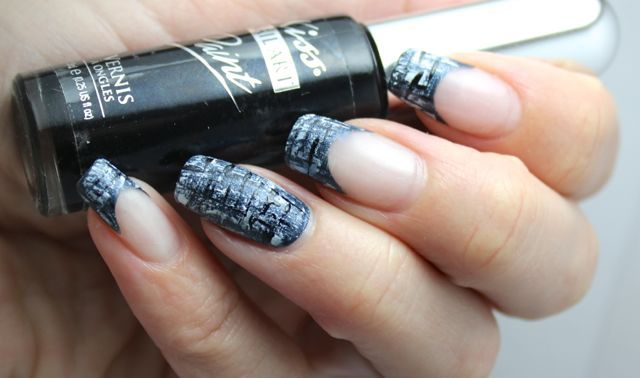 SanNails: Denim Nails - Farkkukynnet