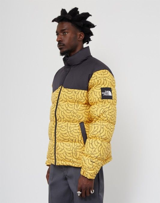 734df47e6 The North Face Black Label 1992 Nuptse Jacket Yellow | The North ...