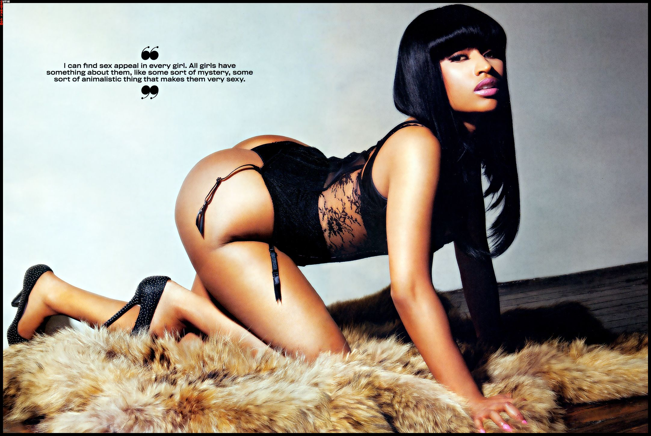 Nicki manaj lick it off lyrics