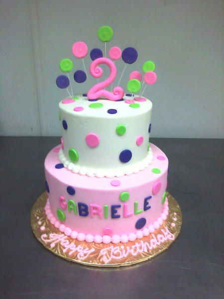 Image Result For Cakes 2 Year Old Girl