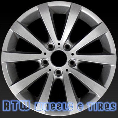 Bmw 3 Series Oem Wheels 2008 2013 Silver 71317 Wheels For Sale Oem Wheels Bmw