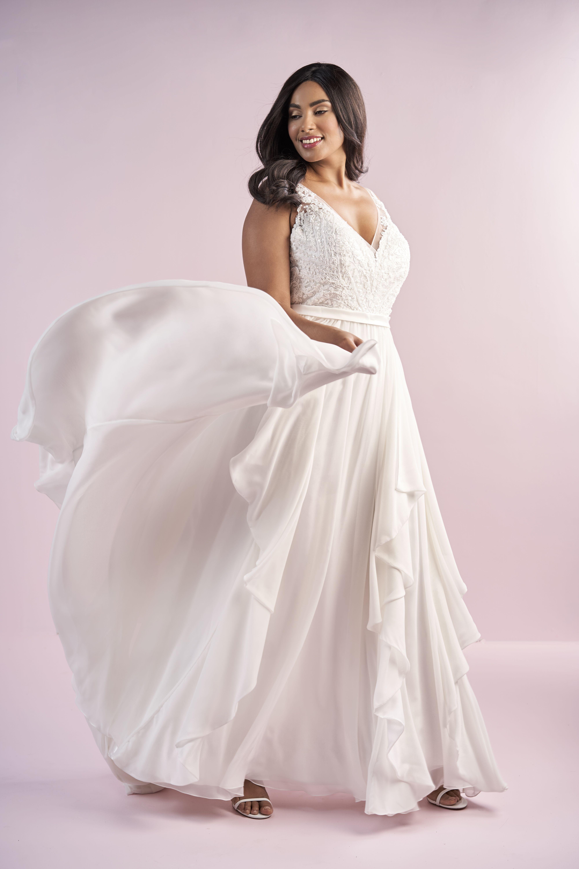 Plus Size Jasmine Collection in 2019 Wedding dress