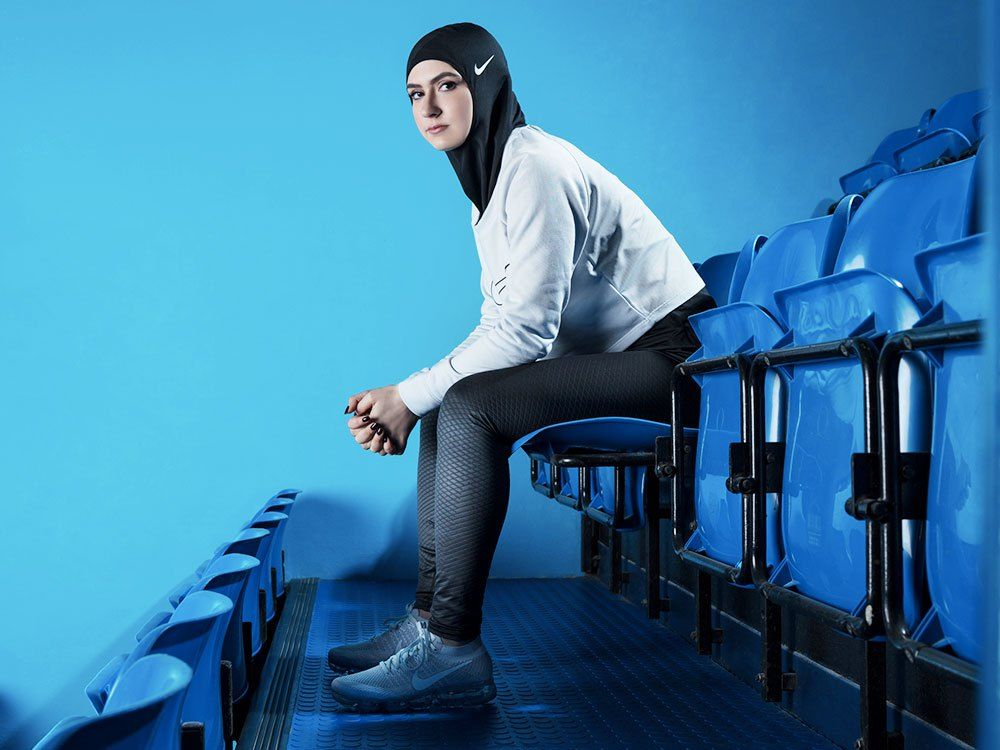 a4fb01cc17a4 Nike s Pro Hijab launch! Would you wear this