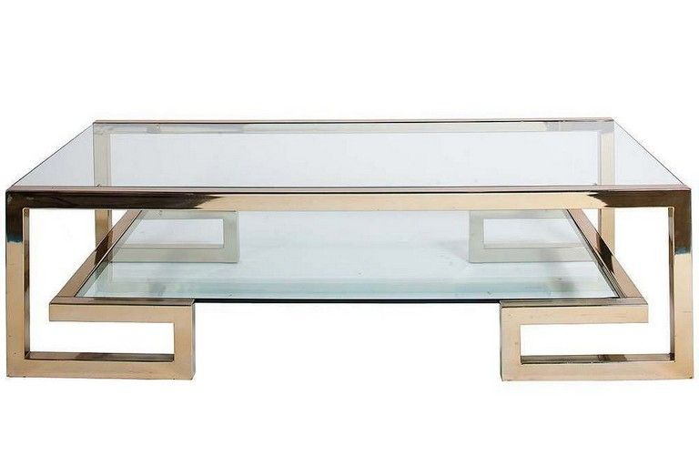 40 Cool Small Retro Glass Coffee Table Design Ideas You Can Diy