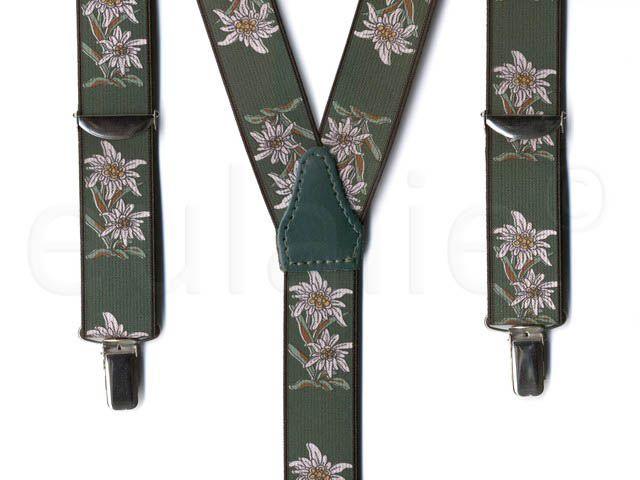 || bretel edelweiss || suspender edelweiss ||