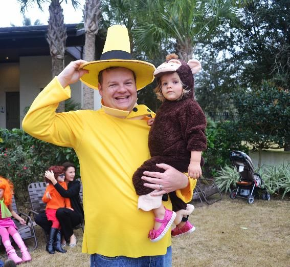 Award for cutest costume ever! #Nocatee Halloween Party ...