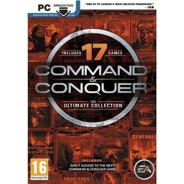 Command & Conquer: The Ultimate Collection [Mac/PC]