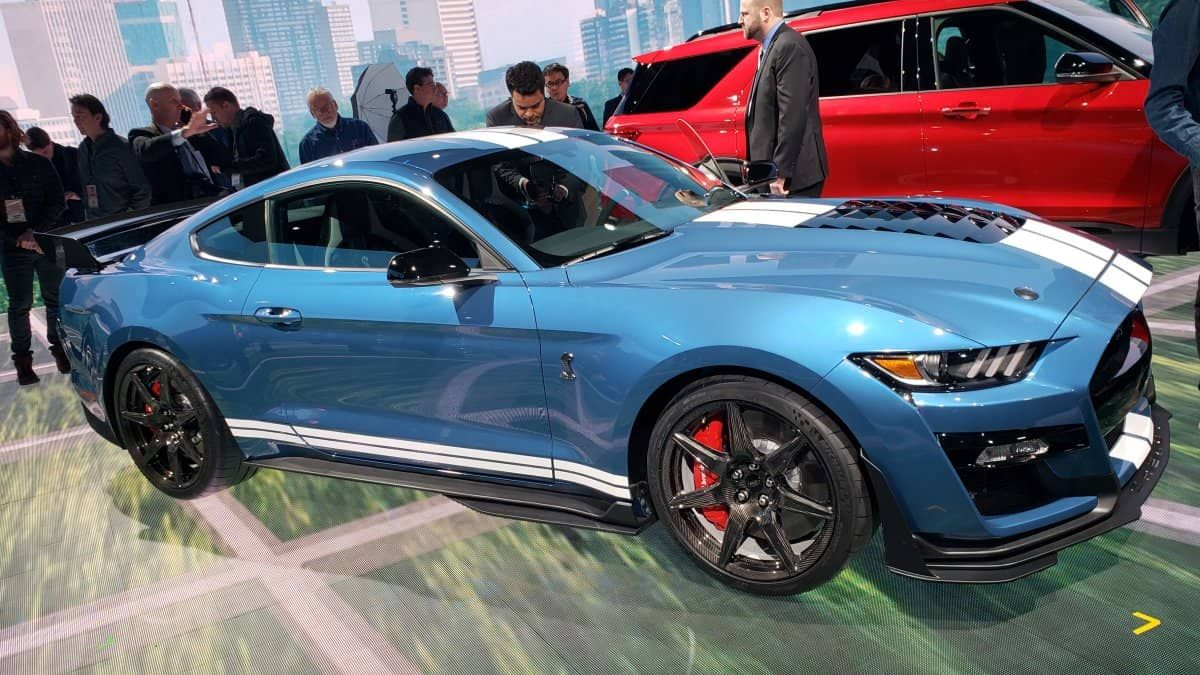 Ford Mustang Shelby Gt500 2020 Interior Ford Mustang Shelby Mustang Shelby Ford Mustang Shelby Gt500