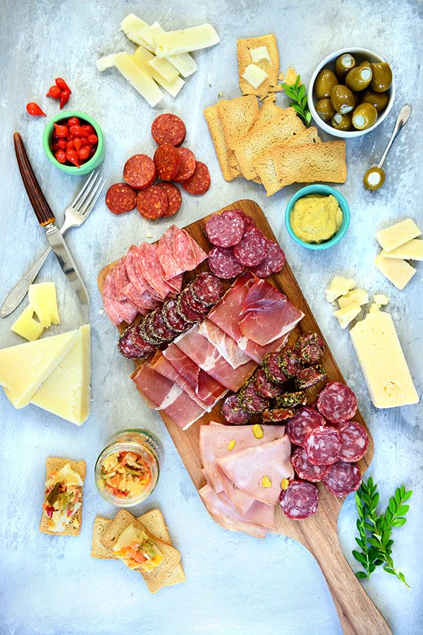 Meat Lovers\' Charcuterie Gift Collection | Party All the Time ...