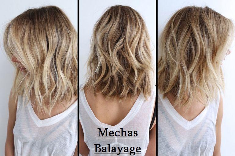 Corte Bob Largo En Capas Peinados Hair Hair Styles Y Blonde