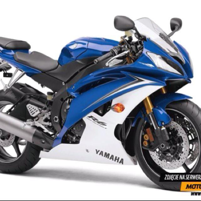 Yamaha R6 Black, Yamaha R6, Yamaha Bikes