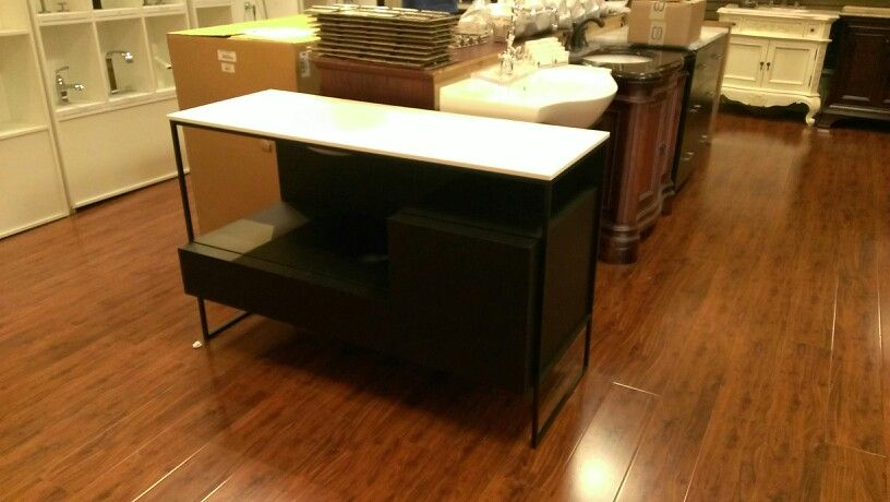 KOS bath furniture collection, on display at Belmont Hardware-San ...