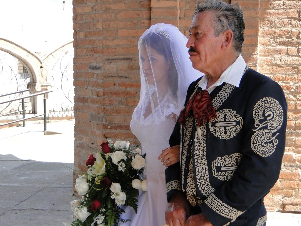 Entrega a la novia