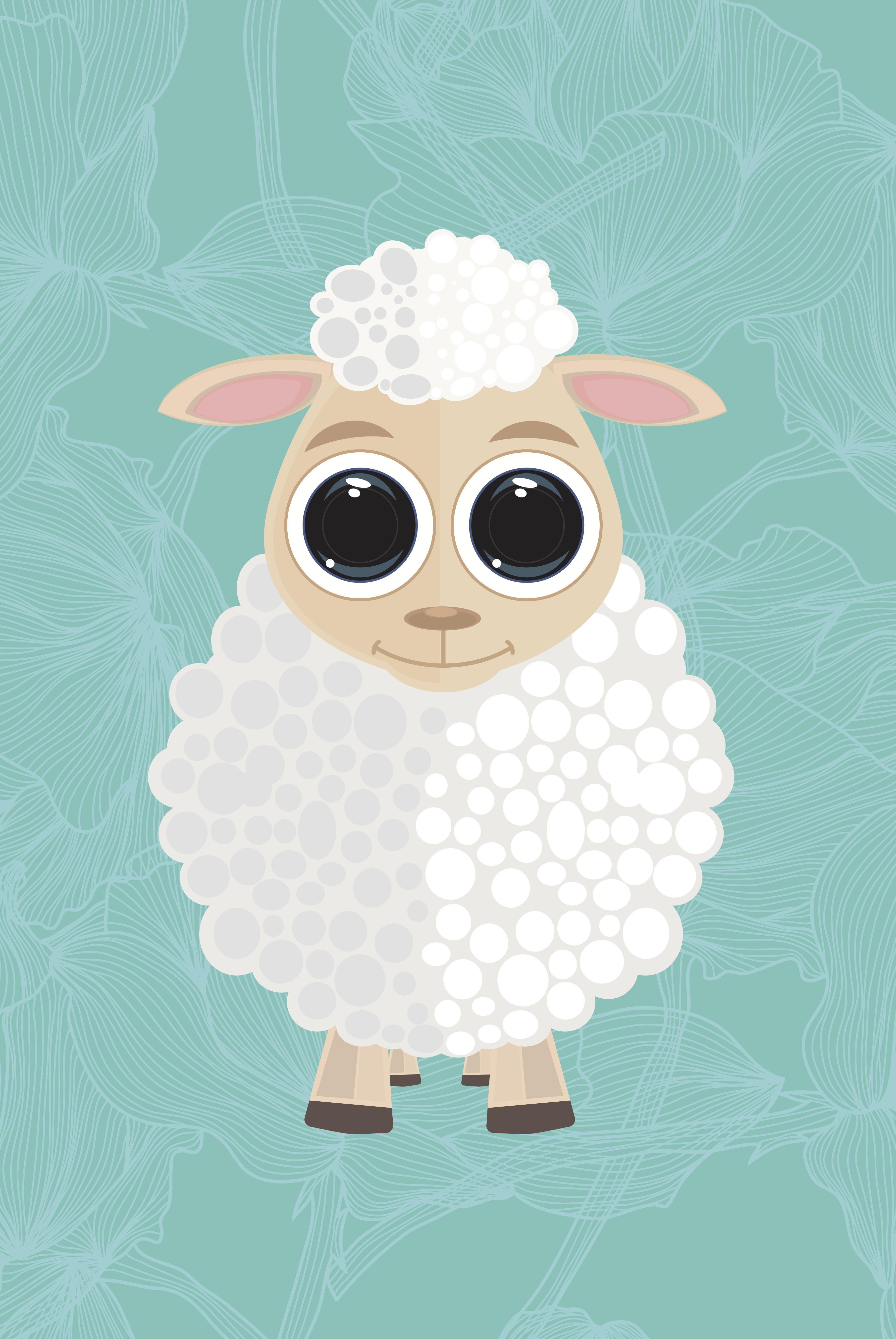 صور خرفان عيد اجمل صور خروف العيد صور خروف العيد كرتون خروف العيد الكبير Funny Sheep Animal Clipart Animals Images