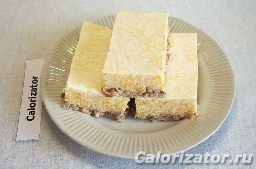 Диетическое пирожное - как приготовить, рецепт с фото по ...