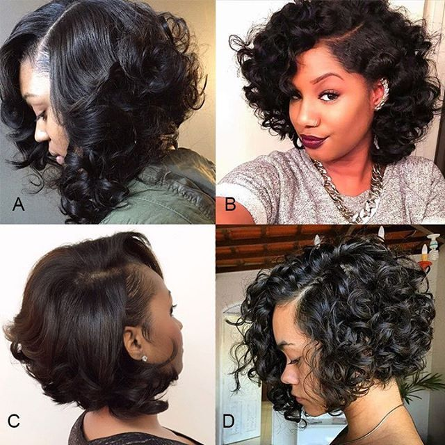 Curlybob Look At The Amazing Curly Bobs Which Is Your Fav