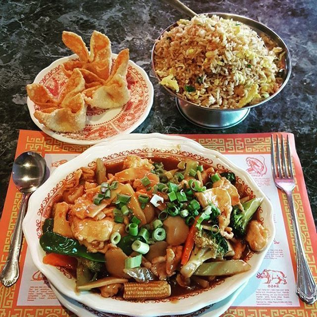 Feel The Chinese Vibe At Evergreen Chinese Restaurant Usa Minneapolis Bassmartin4thefineru Chinese Restaurant Instagram Chinese Evergreen