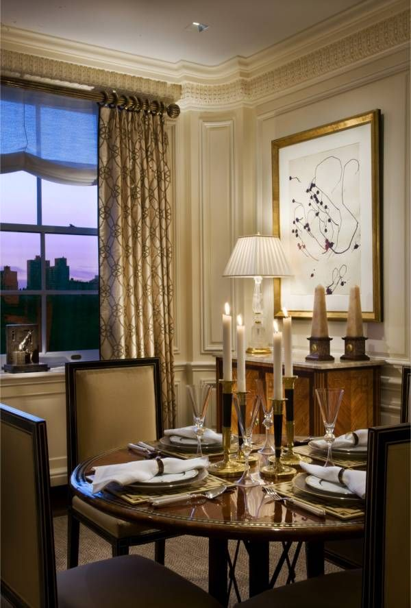 Cullman and Kravis   Fifth Avenue Pied a Terre   Beautiful Interiors     Cullman and Kravis   Fifth Avenue Pied a Terre