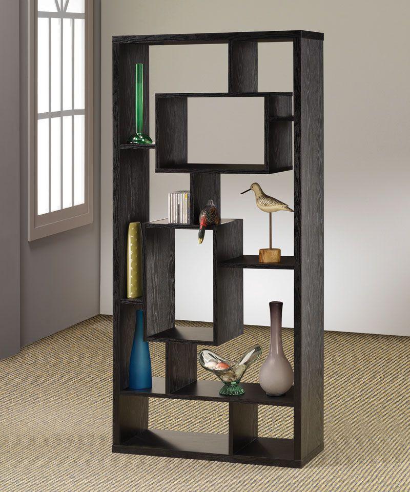 Room Divider Shelves 12 Interesting Shelving Dividers