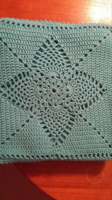 Pineapple Afghan by BugABooBlankets on Etsy | Muestras de crochet ...